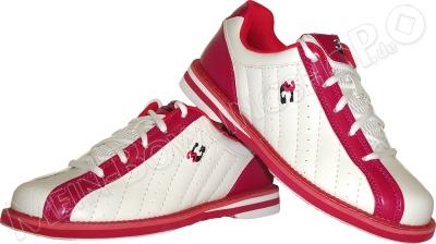 Kicks - Weiß/Pink