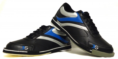 Classic Pro blau/schwarz/silber RH